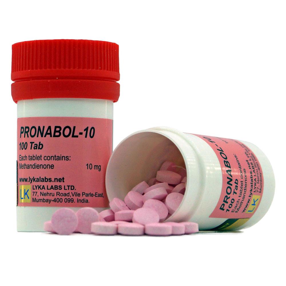pronabol-10 100tab