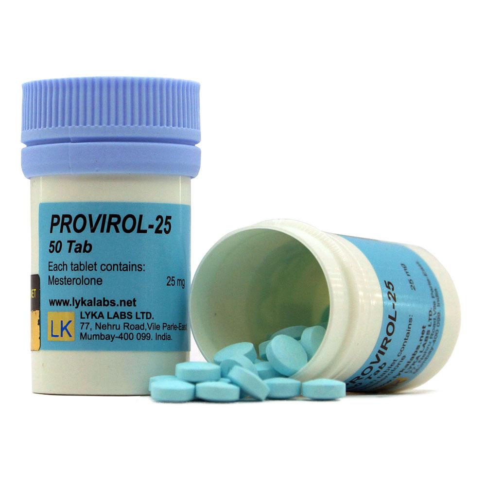 provirol-25 50 tab